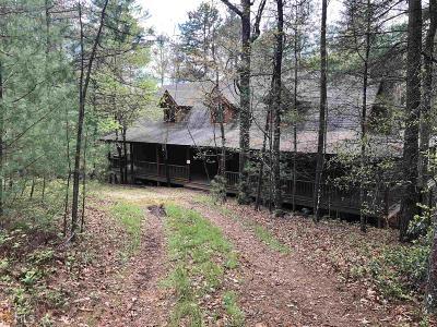 Sautee Nacoochee Single Family Home For Sale: 12 Pine