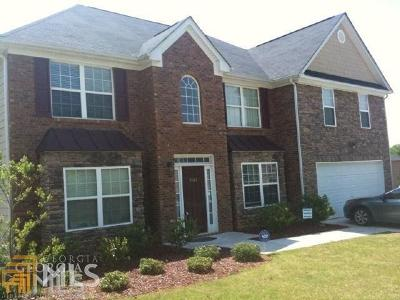 Ellenwood Single Family Home For Sale: 3465 Ashford Loop
