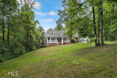 Dacula Single Family Home For Sale: 2230 Ewing Chapel Rd