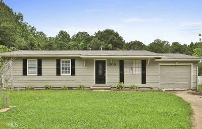 Fayette County Single Family Home For Sale: 1205 Williams Cir