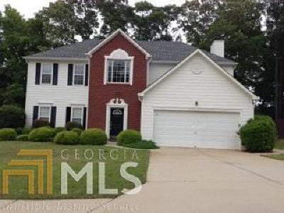 McDonough Single Family Home For Sale: 508 Gables Ct