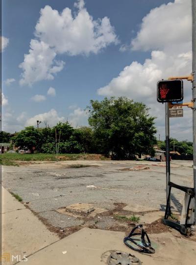 Atlanta Commercial For Sale: 1371 Joseph E Boone