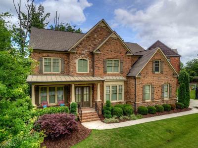 Suwanee Single Family Home For Sale: 1710 Bramble Bush