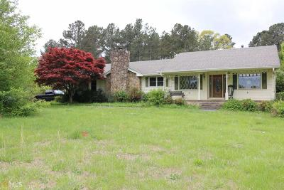 Monroe, Social Circle, Loganville Single Family Home For Sale: 4480 Bay Creek