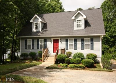 Gainesville Single Family Home For Sale: 4201 Perry Dr