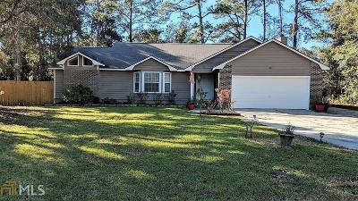 Woodbine Single Family Home For Sale: 48 Shady Ct