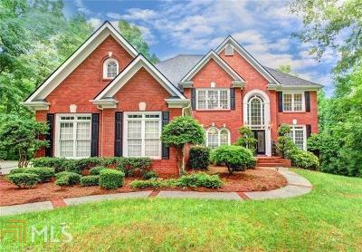 Suwanee Single Family Home Under Contract: 4970 Price Dr