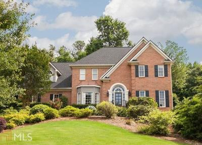 Johns Creek Single Family Home For Sale: 5725 Grove Point Rd