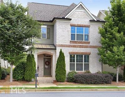 Alpharetta Single Family Home For Sale: 7075 Jamestown Dr