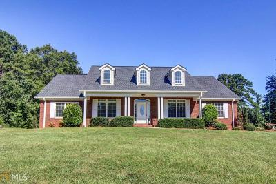 Newton County Single Family Home For Sale: 551 Lackey Rd