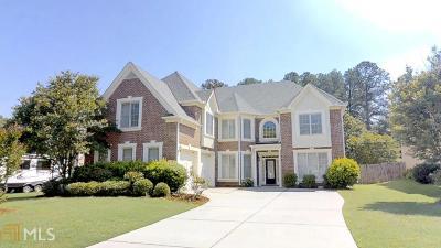 Snellville Single Family Home Under Contract: 2906 Everson Ridge Ct