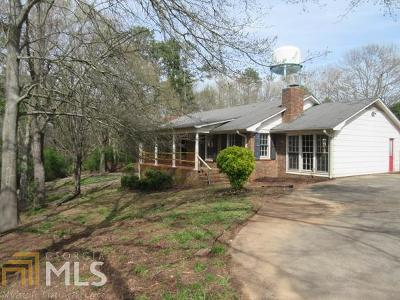 Elbert County, Franklin County, Hart County Single Family Home For Sale: 187 Springdale Dr