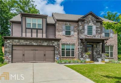 Suwanee Single Family Home For Sale: 1660 Winning Colors Ct