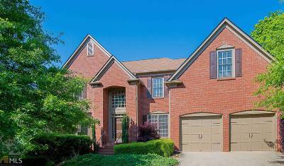 Single Family Home For Sale: 8820 Appling Ridge