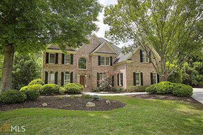 Johns Creek Single Family Home For Sale: 3855 Falls Landing Dr