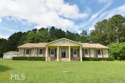Monroe, Social Circle, Loganville Single Family Home For Sale: 840 Jones Wood Rd