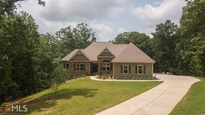 Gainesville Single Family Home For Sale: 3390 Robinson Rd