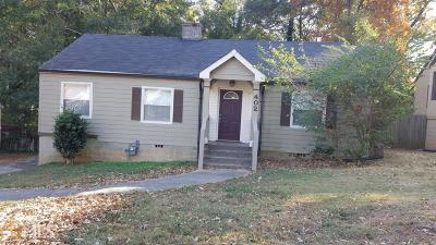 Capital View Manor Single Family Home For Sale: 402 Deckner Ave