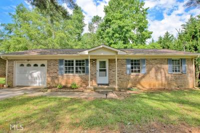 Bowdon Single Family Home For Sale: 235 Second St