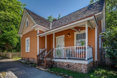 Cabbagetown Single Family Home Under Contract: 224 Carroll St