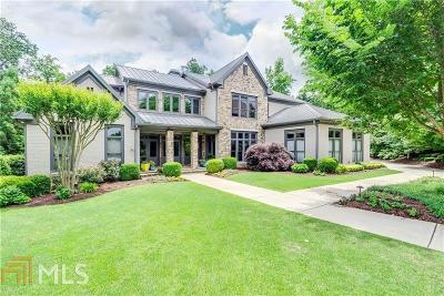 Cumming Single Family Home For Sale: 2420 Stone Wood Ct