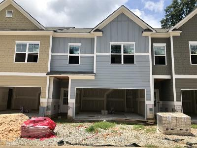Fulton County Condo/Townhouse For Sale: 1329 Heights Park