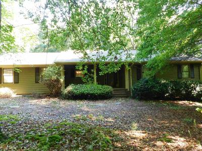 Monroe Single Family Home For Sale: 1420 Macedonia Church Rd