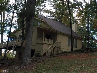 Clarkesville Single Family Home For Sale: 429 Skyview Dr