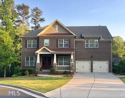 Alpharetta Single Family Home For Sale: 1320 Redbud Dr