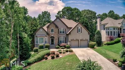 Suwanee Single Family Home For Sale: 6340 Rutherford Pl