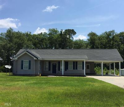Single Family Home Contingent With Kickout: 114 Rebel Estates Dr
