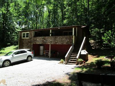 Dahlonega Single Family Home For Sale: 338 Orchard Hill