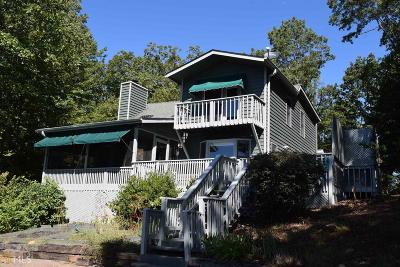 Sautee Nacoochee Single Family Home Under Contract: 537 Starlight Dr