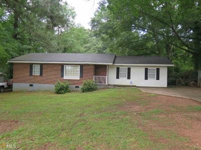 Henry County Single Family Home For Sale: 285 Forest Rd