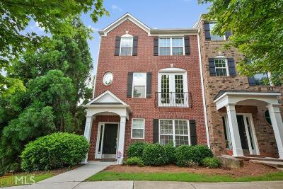 Fulton County Condo/Townhouse For Sale: 11251 Musette Cir