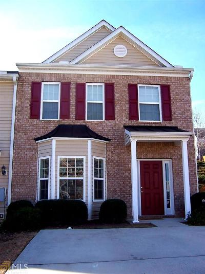 Oakwood  Condo/Townhouse For Sale: 5214 Birch Ct