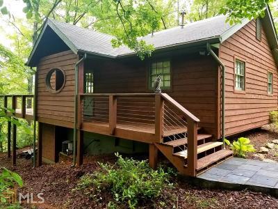 Dawson County Single Family Home For Sale: 215 Walnut Cv