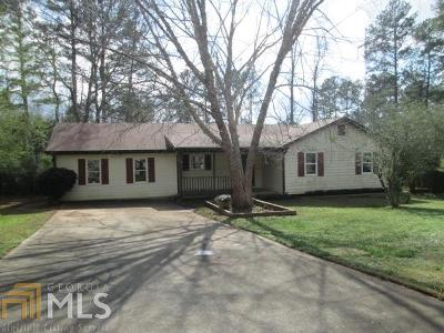 Conyers Single Family Home For Sale: 925 Curry Cir