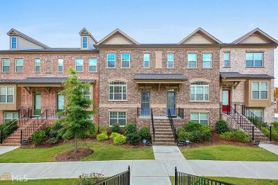 Alpharetta Condo/Townhouse For Sale: 1095 Township Sq