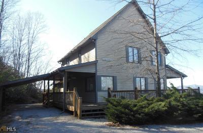Clayton, Clarkesville, Tiger Single Family Home Under Contract: 112 Dean Ln