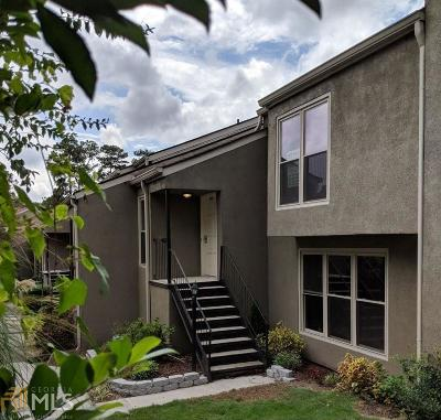 Brookhaven Condo/Townhouse Under Contract: 1721 Woodcliff Ct
