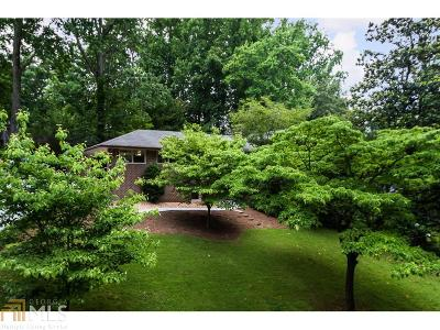 Decatur Single Family Home Under Contract: 246 Woodview Dr