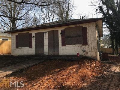 Atlanta Multi Family Home For Sale: 1246 Plaza Ave