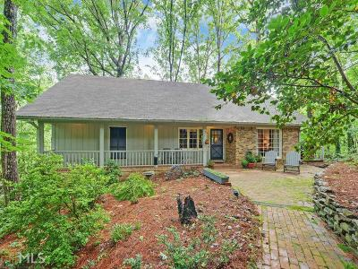 Gainesville Single Family Home For Sale: 2556 Cove Rd