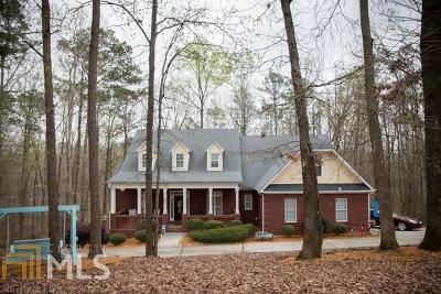 Newton County Single Family Home For Sale: 165 Skyview Dr