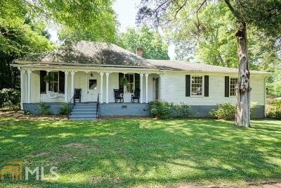 Madison Single Family Home Under Contract: 465 Pine St