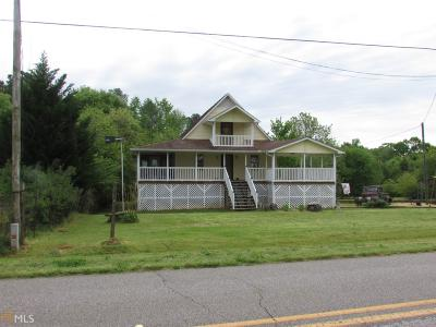 Elbert County, Franklin County, Hart County Single Family Home For Sale: 5230 Bethany Bowersville Rd