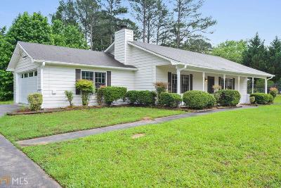 Conyers Single Family Home Under Contract: 4284 Village Green Cir