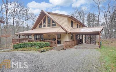 Clarkesville Single Family Home For Sale: 400 Colonels Run