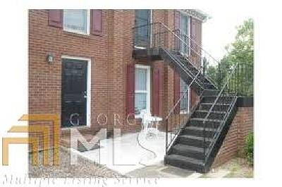 Marietta Condo/Townhouse For Sale: 1166 Booth